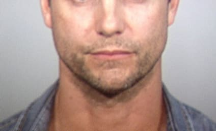 Colin Egglesfield Arrested For Criminal Damage, Disorderly Conduct in Art Show Rampage