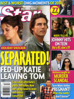 Katie Leaves Tom!