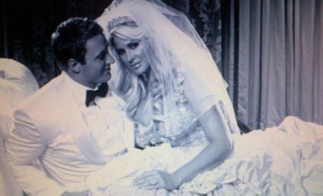 Kim Zolciak Wedding Photo