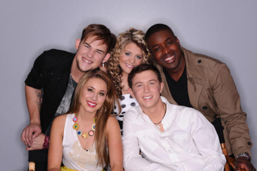 American Idol Top Five