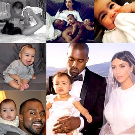 North West Montage