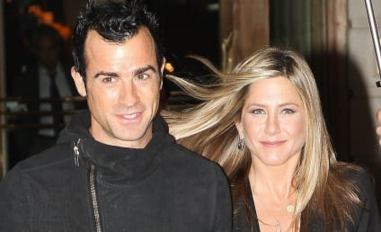 Jennifer Aniston and Justin Theroux: Engaged!!!