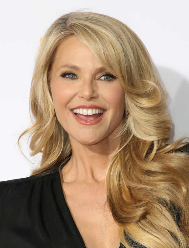 Christie Brinkley