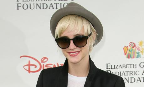 Ashlee Simpson and Vincent Piazza: New Couple Alert?