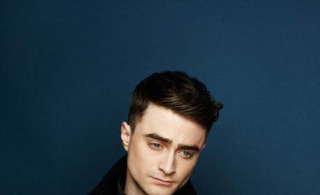 Daniel Radcliffe: Nude, Straddling a Horse