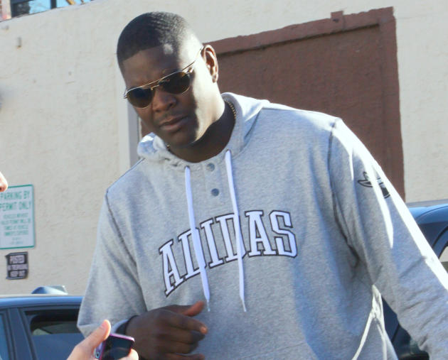 Keyshawn Johnson Photo