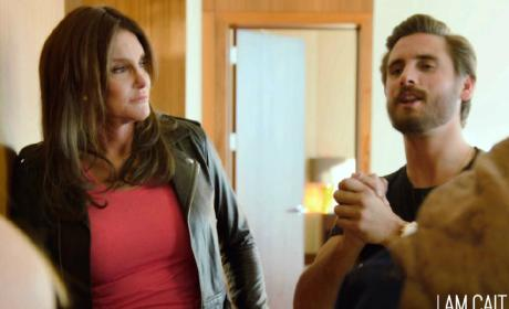 "Scott Disick Dubbed ""Honorary Trans Woman"" on I Am Cait"
