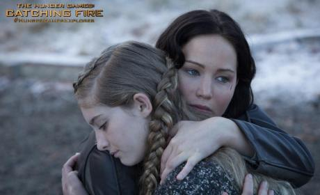 Catching Fire: First Photo Unveiled!