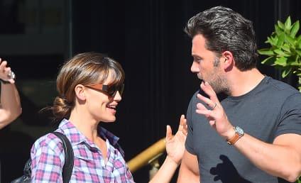 Ben Affleck & Jennifer Garner Give Up On Marriage Counseling After Just One Session!