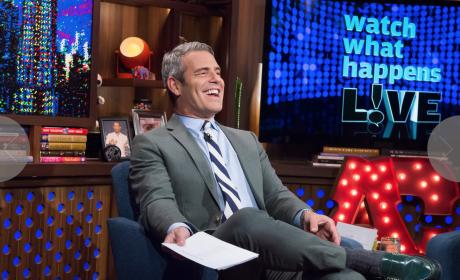 Andy Cohen on Watch What Happens Live