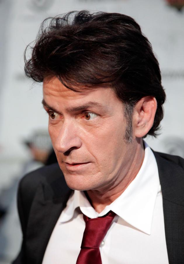 Surprised Sheen