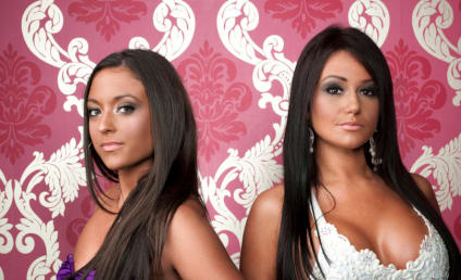 JWoww Regrets Jersey Shore Brawls With Sammi