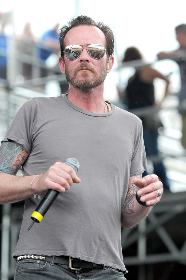 scott weiland cause of death revealed   the hollywood gossip