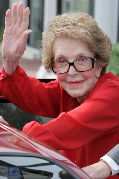 Nancy Reagan Photo