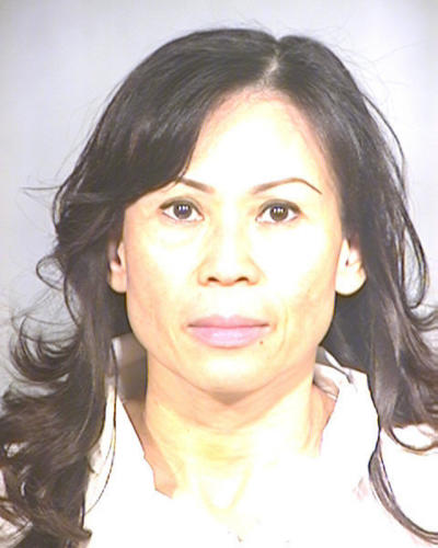 Catherine Kieu Becker Mug Shot