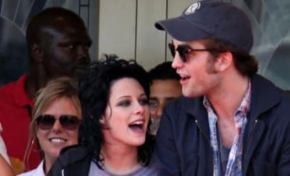 Robert Pattinson and Kristen Stewart Enjoy Secret Rendezvous, Sleep Over