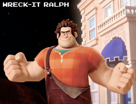 Wreck-It Ralph Pic