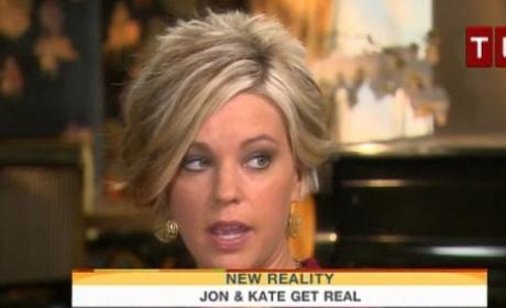Kate Gosselin Interview on TLC