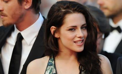 Kristen Stewart All For On the Road Topless Scene