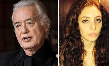 Jimmy Page and Scarlett Sabet: Dating! You Won't Believe Their Age Difference …