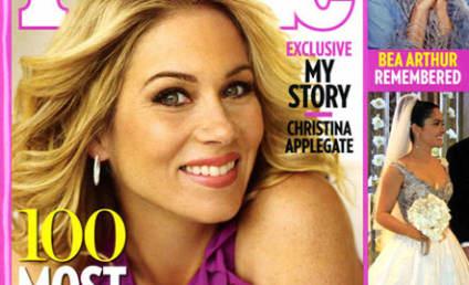 Christina Applegate: Pregnant!