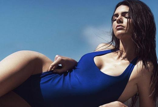 Kendall Jenner Swimsuit Picture