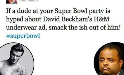Should Roland Martin Be Fired for David Beckham Underwear Ad Tweets?