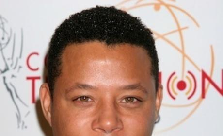 Terrence Howard Photograph