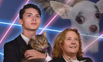 Principal and Student Pose for Greatest Yearbook Photo in the History of Education