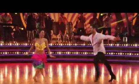 Janel Parrish & Val Chmerkovskiy - Samba (Dancing with the Stars Finals)