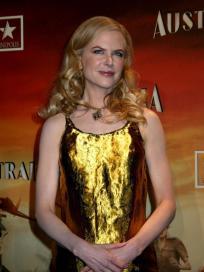 Nicole Kidman Glitters