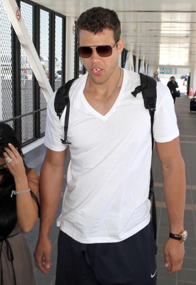 Kris Goes Walking