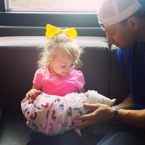 Melissa Rycroft Baby Pic