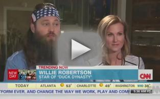 Willie and Korie Robertson CNN Interview