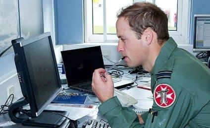 Prince William Updates Website, Posts New Photos