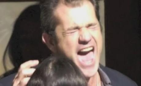 Mel Gibson Rant #5: Actor Loses His Mind, Berates Oksana Grigorieva, Hints at Financial Problems