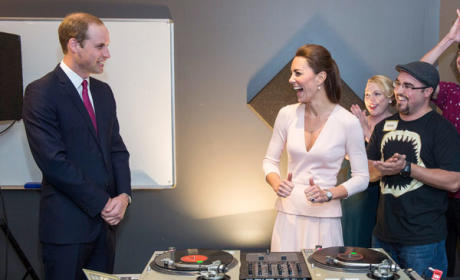 This Turn Table Now Belongs To Kate Middleton