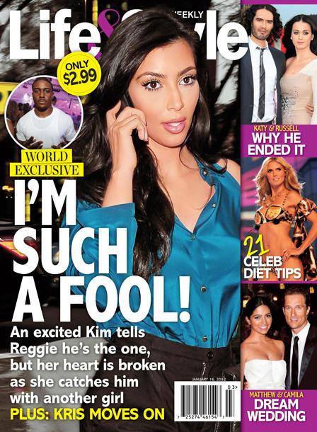 Foolish Kim Kardashian