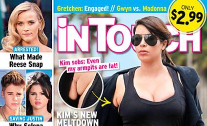 Kim Kardashian: Will She Ever Be Sexy Again?!?