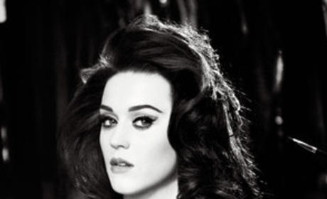Katy Perry Photos: Old Hollywood Glamour