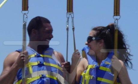 Steve McNair, Sahel Kazemi