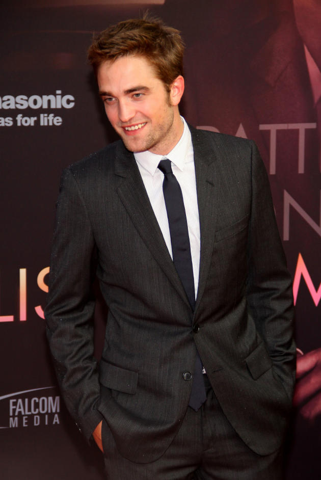 The Robert Pattinson Smile