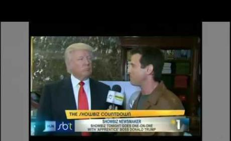 Donald Trump Body-Shames Kim Kardashian
