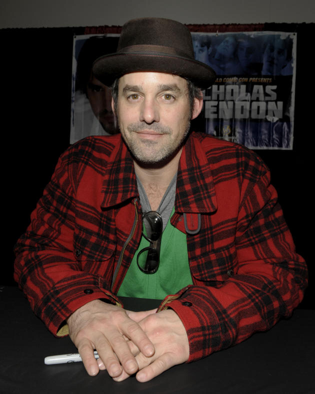 Nicholas Brendon Checks Into Rehab - The Hollywood Gossip