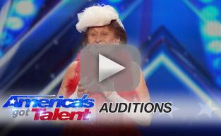 90-Year Old Stripper Advances on America's Got Talent
