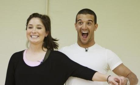 Bristol Palin and Mark Ballas