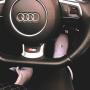 Blac Chyna Drives a Audi
