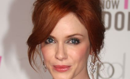 Christina Hendricks Movie Premiere Dress: Love It or Really Love It?