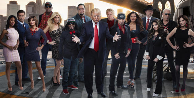 Celebrity Apprentice All Stars Cast