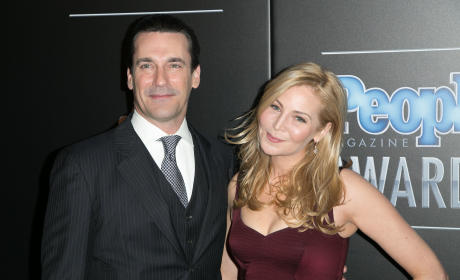 Jon Hamm & Jennifer Westfeldt: It's Over!